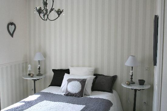 Villa Molina: La chambre