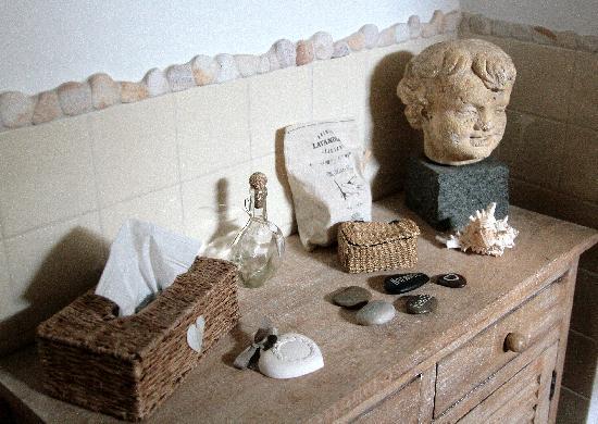 Villa Molina: La salle de bains