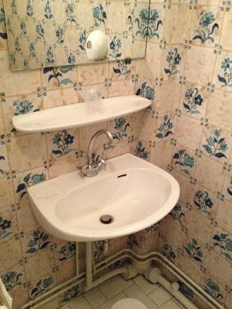 Villa Romantic: Bathroom
