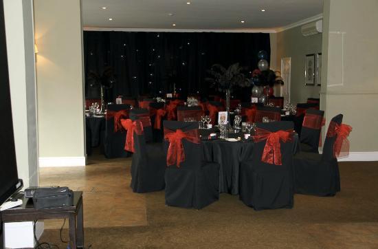 Woodside Hotel: function room