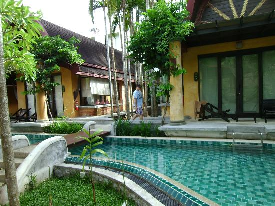 The Village Resort and Spa: Bridge to our Pool Villa