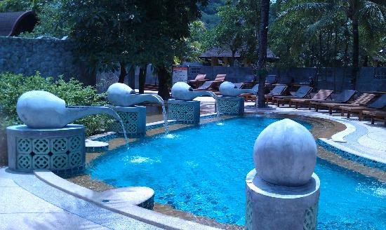 The Village Resort and Spa: One of the pools