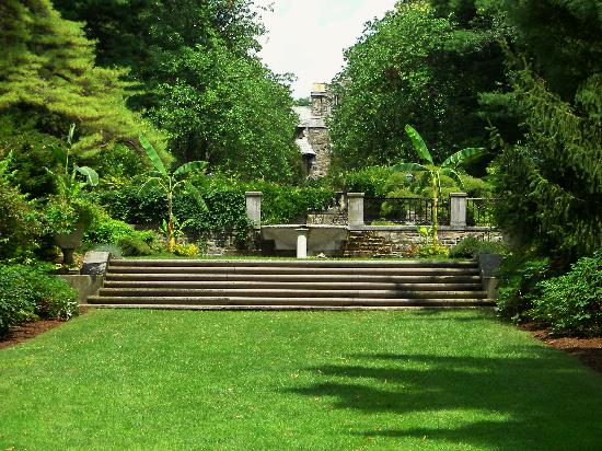 Skylands New Jersey Botanical Gardens: Formal Garden