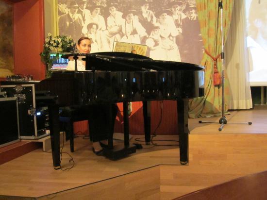 Sound of Salzburg Dinner Show: pianoist