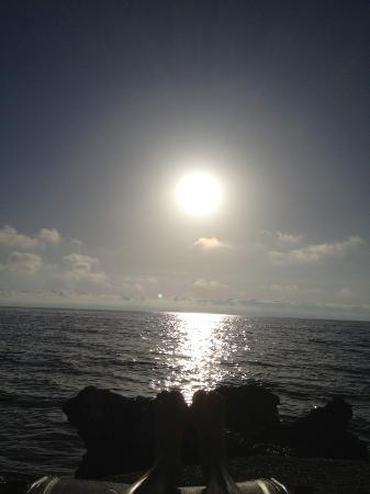 Hotel Corfu Maris Benitses: On the beach