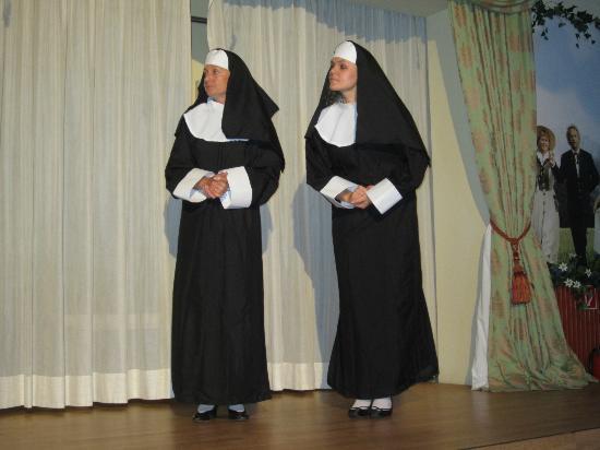 """Sound of Salzburg Dinner Show: """"How do you solve a problem like Maria......"""""""