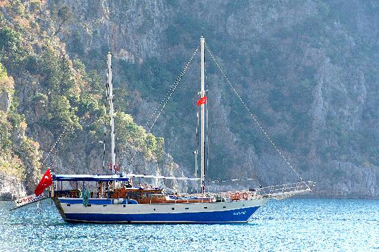 Alaturka Cruises – Day Tours