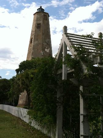 Bald Head Island Beach: Old Baldy Lighthouse...climb to the top!