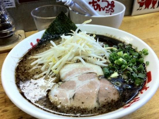 Nantsuttei Shinagawa: ラーメン