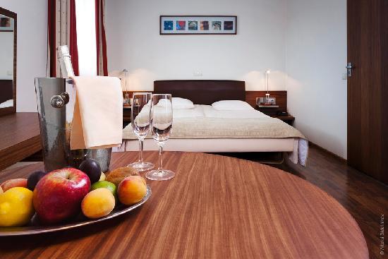 Qubus Hotel Gliwice: Hotel room
