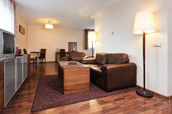 Qubus Hotel Gliwice: Apartment
