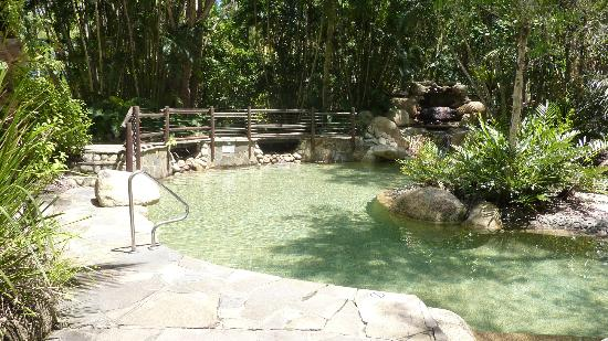 Kewarra Beach Resort & Spa: Rockpool pool