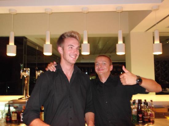 TUI Sensimar Tesoroblu Hotel & Spa: Worlds best cocktail makers