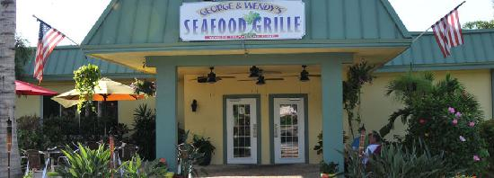 George Wendy S Sanibel Seafood Grille Island Restaurant Reviews Phone Number Photos Tripadvisor
