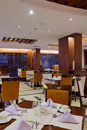 Spice-The multi cuisine restaurant : Sitting Arrangement