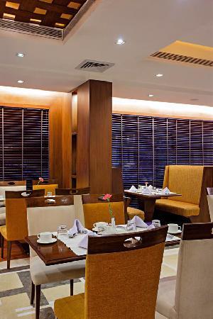 Spice-The multi cuisine restaurant: Sitting Arrangement Closeup