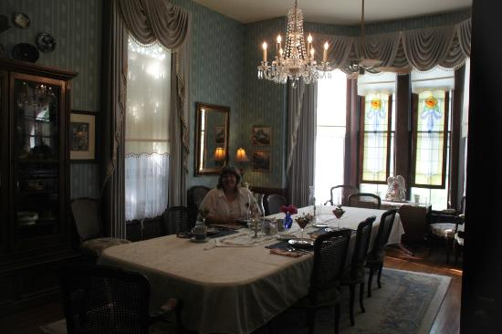 Brendan Manor: Dining Room