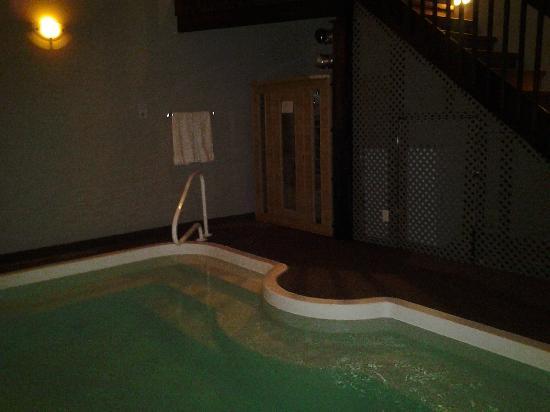 Belamere Suites: Belamere Pool and Sauna - Royal Suite