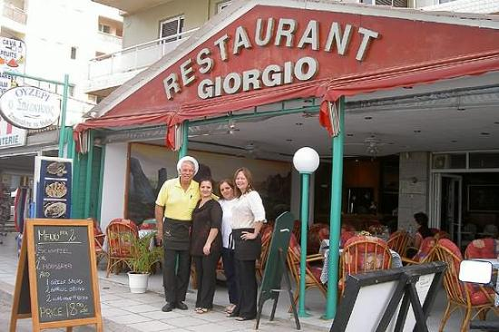 Restaurant Krog Giorgio