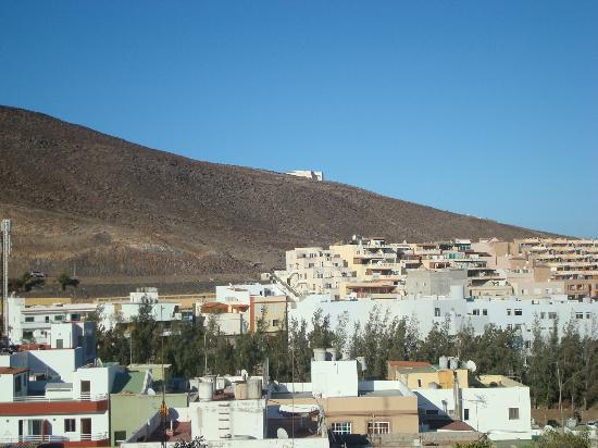 Casa Alberto Apartamentos : view from balcony