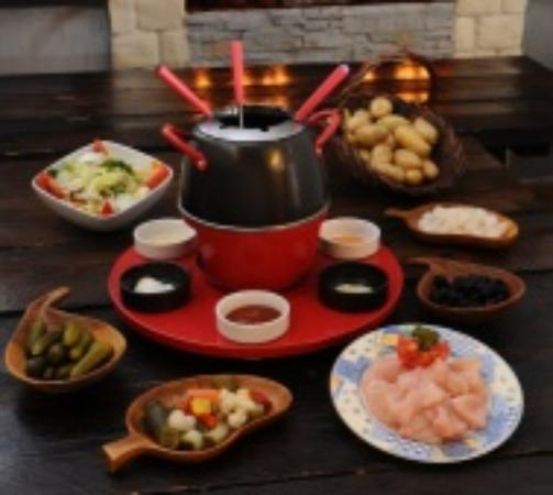 Special Fondue With Christoph