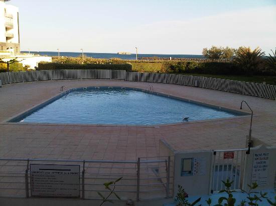 Pierre & Vacances Résidence Les Rivages de Rochelongue : piscine