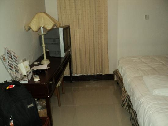 Diamond City Hotel: our room