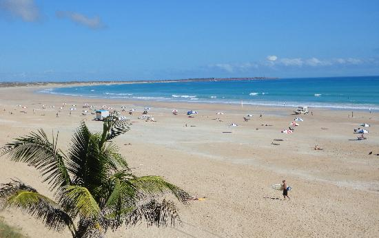 Cable Beach: Beautiful beaches