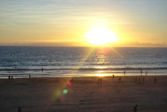 Cable Beach: Wonderful sunsets
