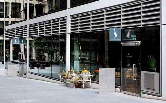 Fetter Lane London Restaurant