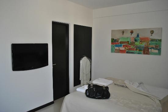 Hotel del Solar: Habitación