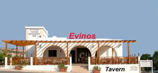 Evinos