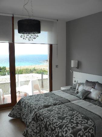 Hotel Mar da Ardora: Habitaciones