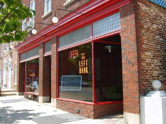 Restaurants George St York Pa