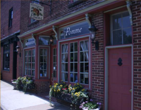 Pomme Restaurant Gordonsville Va