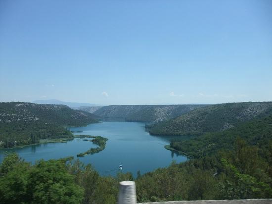 Plitvice Lakes National Park: Krke River