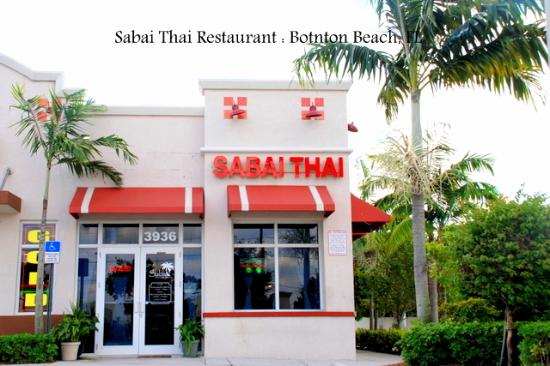 Sabai Thai Restaurant