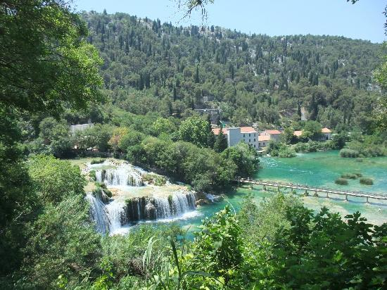 Plitvice Lakes National Park: Slapovi Krke