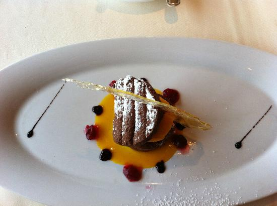 Five Sails Restaurant: Dessert