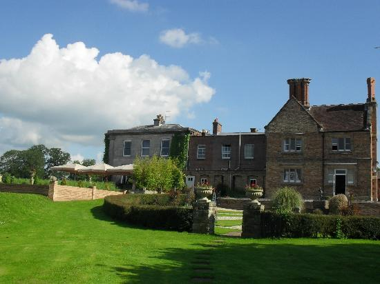 Sweeney Hall Hotel: View from the gardens
