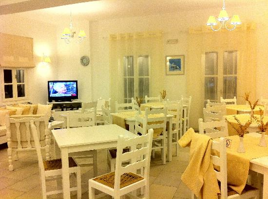 Zorzis Hotel: Salle à manger