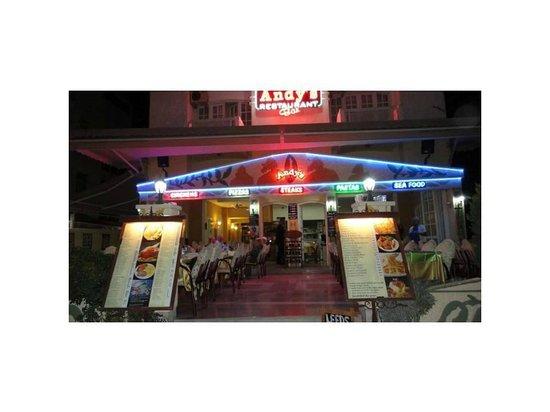 Andy's Restaurant & Bar: Andy's Restaurant