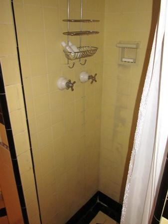 Chateau Marmont: Shower - not 5 Star at all