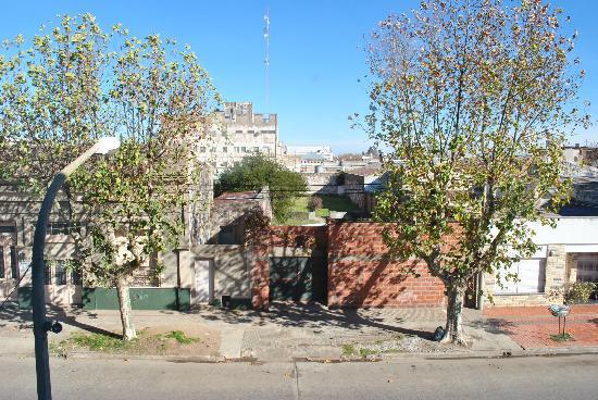 Pehuajo, Argentina: Vista desde la habitación