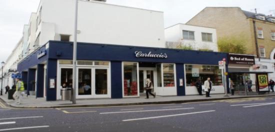 Carluccio's - Fulham Road