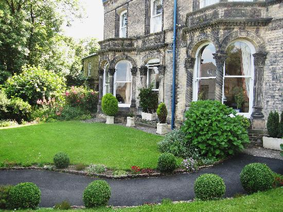 Etruria House Hotel: Front of House