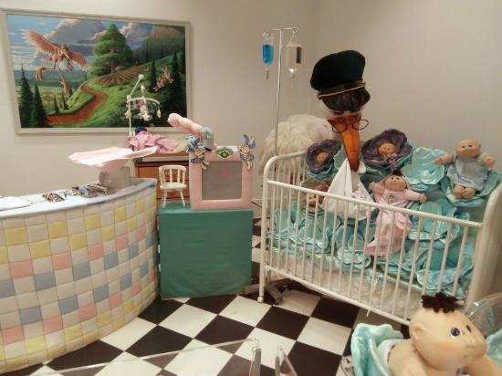 BabyLand General Hospital: Nursery