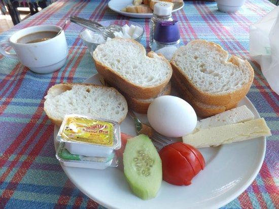 Santosa Pension: 朝食