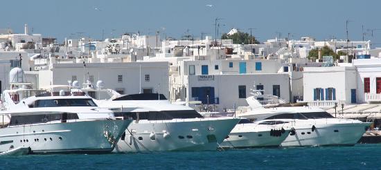 Αποτέλεσμα εικόνας για mykonos yachts