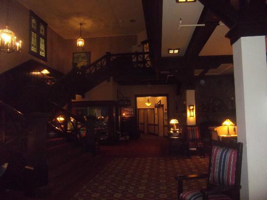Historic Summit Inn: Lobby
